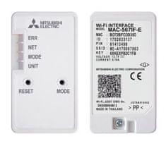 Mitsubishi MAC-567IF-E, WiFi vmesnik