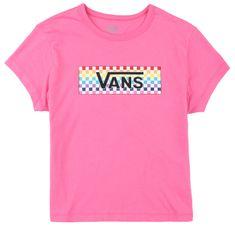 Vans Check Tangle dekliška majica