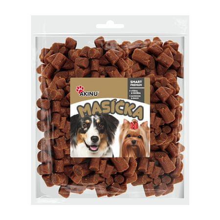 Akinu prigrizki za pse, jagnjetina, 300 g