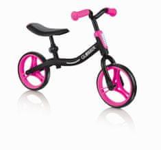 Globber Odrážadlo Go Bike Black Neon Pink