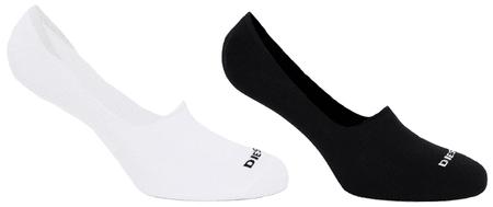 Diesel dvojité balení unisex ponožek Calzino