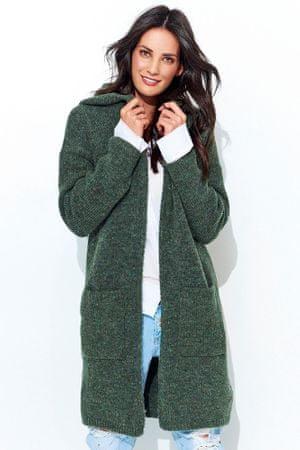 Numinou dámsky sveter NU_s34 uni khaki