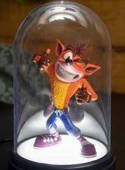 TIMECITY Lampička Crash Bandicoot - Crash Bell Jar Light