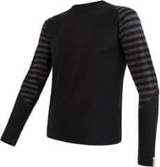 Sensor koszulka męska Merino Active z długim rękawem