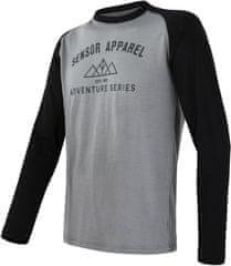 Sensor muška majica Merino Active Pt Adventure
