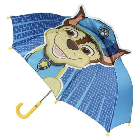 Disney Mancs őrjárat gyermek esernyő 42 kék