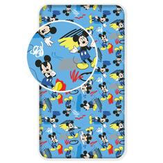 Jerry Fabrics Prostěradlo Mickey Hey