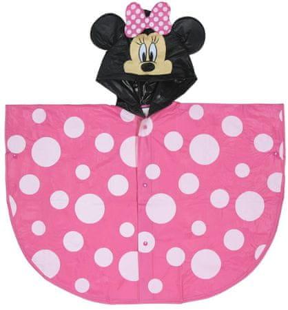 Disney dekliški dežni plašč Minnie, 104, roza