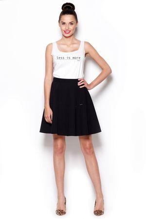 Figl Dámská sukně M285 black, černá, M