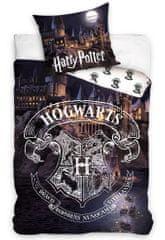 Carbotex Dětské povlečení Harry Potter Bradavice