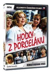 Holky z porcelánu - edice KLENOTY ČESKÉHO FILMU (remasterovaná verze) - DVD