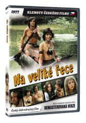 Na veliké řece - edice KLENOTY ČESKÉHO FILMU (remasterovaná verze) - DVD