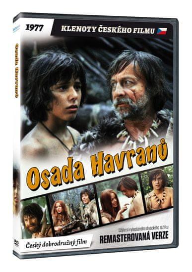 Osada Havranů - edice KLENOTY ČESKÉHO FILMU (remasterovaná verze) - DVD