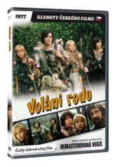 Volání rodu - edice KLENOTY ČESKÉHO FILMU (remasterovaná verze) - DVD