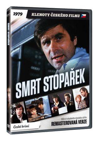 Smrt stopařek - edice KLENOTY ČESKÉHO FILMU (remasterovaná verze) - DVD