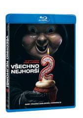 Všechno nejhorší 2 - Blu-ray