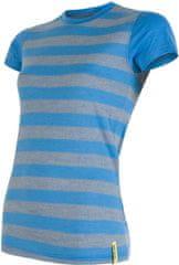 Sensor koszulka damska Merino Active z krótkim rękawem