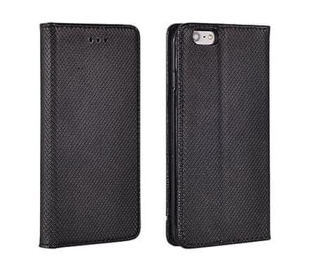 Havana torbica za Nokia 7.1, preklopna, črna