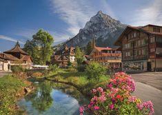 Trefl Puzzle Alpy v létě 2000 dílků