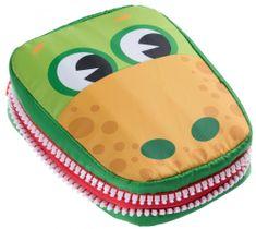 Zipit Creature táska ételhez Green