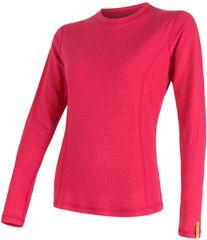 Sensor ženska sportska majica Merino, dug rukav