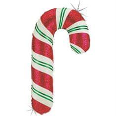 Grabo Nafukovací balónek vánoční cukrátko 104 cm