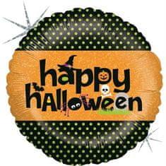 Grabo Nafukovací balónek šťastný halloween 46 cm