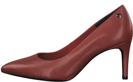 s.Oliver ženske cipele na petu, 22421, 41, crvene