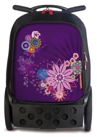 Nikidom Roller XL hátizsák kerekeken Bloom
