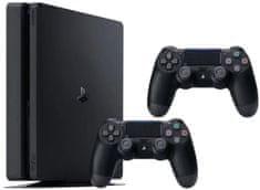 SONY PlayStation 4 Slim - 500GB + Dualshock 4