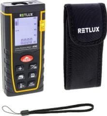 Retlux laserový diaľkomer RHT 100 50003835