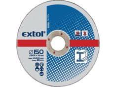 Extol Craft Kotúč rezný na kov, 5ks, 150x2,5mm