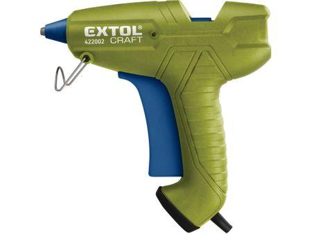 Extol Craft Pistole tavná lepící, Ř11mm, 65W