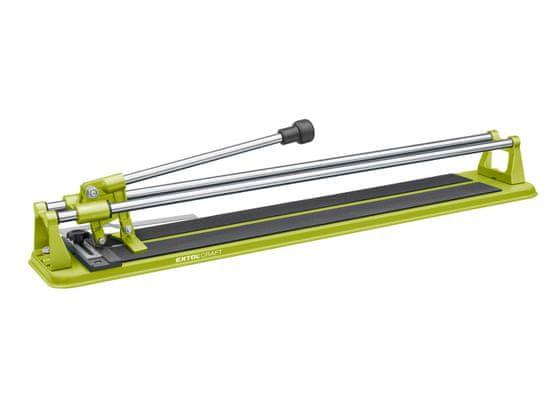 Extol Craft Rezačka na dlažbu a obkladačky s teflónovými puzdrami, 600mm