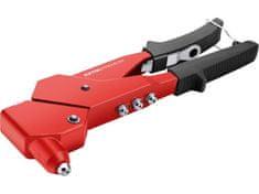 Extol Premium Kleště nýtovací s otočnou hlavou, 280mm