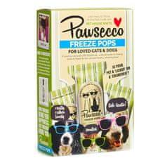 Woof & Brew Pawsecco Freeze Pops Fagylalt kutyáknak és macskáknak 6x50ml