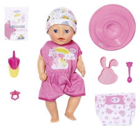 BABY born Soft Touch Little deklica, 36 cm
