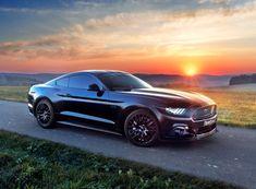 Allegria jízda ve Ford Mustang GT 5.0 - 10 minut Brno