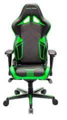 DXRacer Racing Pro RV131/NE, fekete/zöld (RV131/NE)