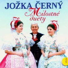Černý Jožka: Milostné duety - CD