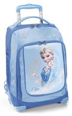 Frozen šolski nahrbtnik na kolesih