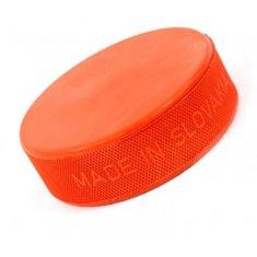 Hejduk Hokejový puk oranžový těžký
