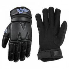 Mylec Hokejbalové rukavice Elite Street Black