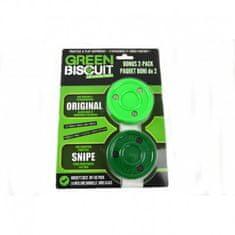 Green Biscuit Puk Bonus 2-Pack