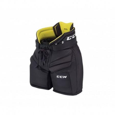 CCM Brankářské kalhoty Eflex E2.5 JR, Černá,Junior,L
