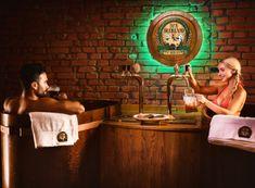 Allegria pivní lázně ve SPA BEERLAND pro dva Karlovy Vary