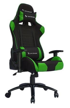 Uvi Chair Gamerski Stolac Styler Zeleni Mall Hr