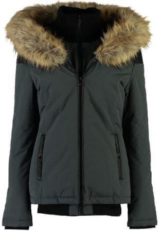 Geographical Norway női kabát Carmene XL sötétszürke