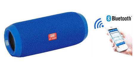 Trevi XR 84 Plus, Bluetooth zvočnik modra