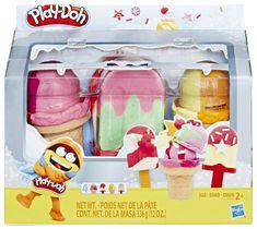 Play-Doh Plastelína, ako zmrzlina v chladničke